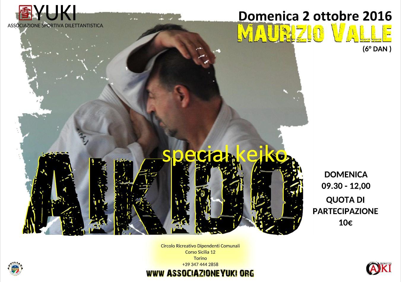 Special Keiko Maurizio Valle