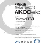 Stage di Aikido con Francesco Dessì