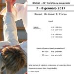 Stage di Aikido con Nino Dellisanti a Torino