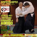 Stage di Aikido con Takeshi Yamashima a Bolzano, ProgettoAiki
