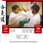 Stage di Aikido - Pascal Guillemin a Brescia