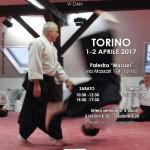 Stage di Aikido con Roberto Martucci a Torino