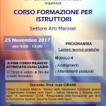 Corso formazione per istruttori, Jiku, Roma