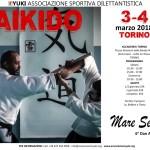 Stage di Aikido, Mare Seye, Torino, Yuki