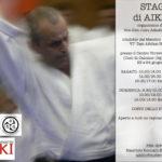 Stage di AIkido, Aikido CUS Bergamo, Nino Dellisanti, Dalmine