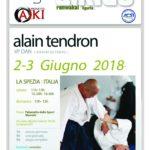 Stage di Aikido, Alain Tendron, La Spezia, Aikido RWK, ProgettoAiki