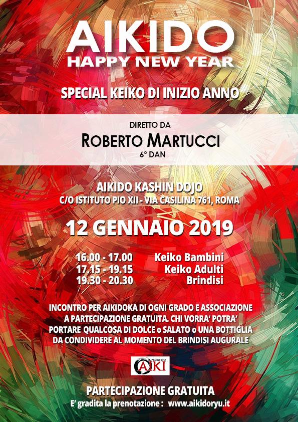 Special Keiko, Roberto Martucci