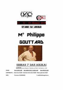 Stage di Aikido, Philippe Gouttard, Aikido Sangen, Lucca