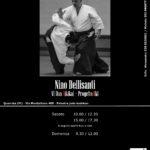 Stage di Aikido, Nino Dellisanti, G.S.A.I. asd, Quarrata
