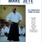 Stage di Aikido, Mare Seye, Yuki, Settimo Torinese