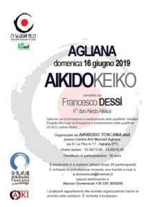 Aikido Keiko, Aikibudo Toscana, Francesco Dessì, Agliana