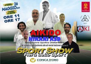 Fiera dello Sport, Palermo, Hikari