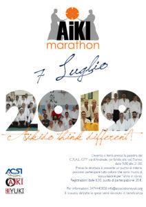 AIKImarathon, Torino, Yuki