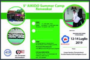 Summer Camp, Massimiliano Perini, Gorfigliano, Lucca, Renwakai
