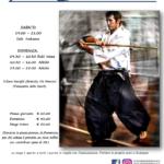Stage di Aikido, Guillemin Pascal, Brescia, Aikido Budo Brescia
