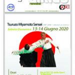 Stage di Aikido, Tsuruzo Miyamoto, La Spezia, RenwakaiAikidoItalia