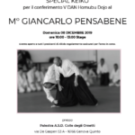 SPECIAL KEIKO, Giancarlo Pensabene, Sakura Aikido Dojo, Genova Quinto