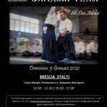 Stage di Aikido, 5 GENN. 2020, Christian Tissier, Brescia, Aikido Budo Brescia