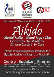 special keiko ed esami - Simone Ciardini (Firenze)