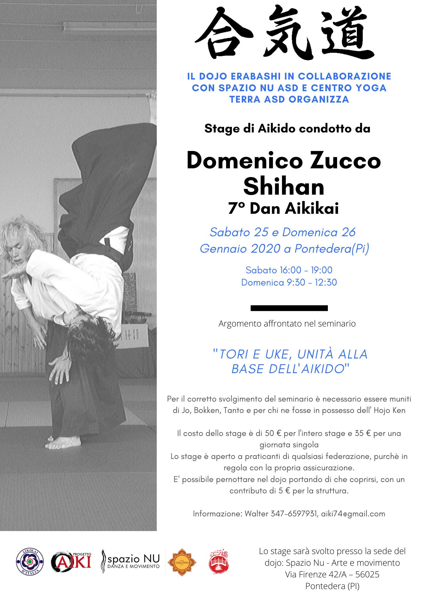 Stage- D. Zucco - 25 26 Gennaio -2020