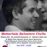 Stage di Aikido, Memoriale Salvatore Ciulla, GSAI ASD, Pistoia