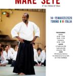 Stage Aikido, Mare Seye, YUKI ASD Torino, CRS Akiyama Settimo Torinese TO