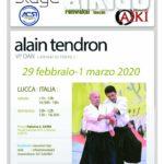 "Stage di Aikido, Alain Tendron, Lucca, ASD Renwakai, Palestra "" C. Sardi"" Lucca"