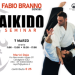 Seminario di Aikido, Fabio Branno, Casagiove CE, Marici Dojo ASD