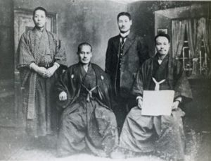 Ueshba a Shirataki 1915