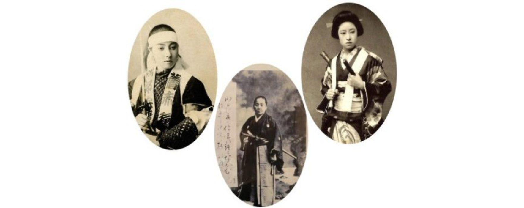 Onna-bugeisha, 女武芸者